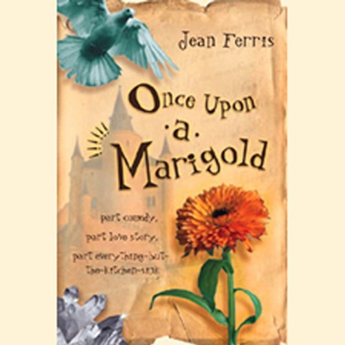 Once Upon a Marigold audiobook cover art