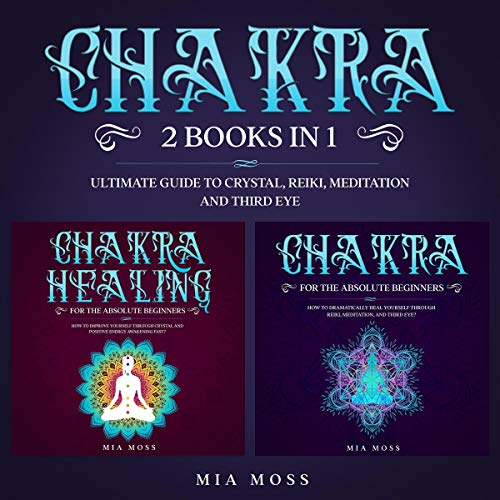 Chakra 2 Books in 1 cover art