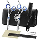 Professional Hair Cutting Scissors Set