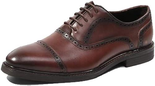 zapatos De Cuero zapatos De Boda Hechos A Mano De Negocios Vintage Inglaterra Oxford