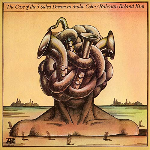 The Case of the 3 Sided Dream in Audio Color