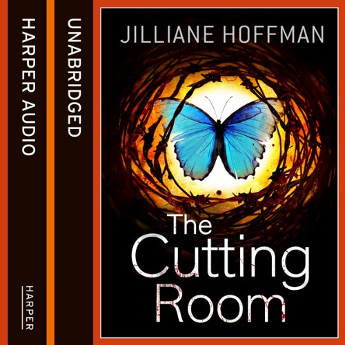 The Cutting Room: Hoffman Thriller 2 audiobook cover art