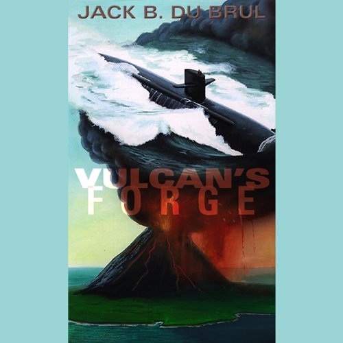 Vulcan's Forge audiobook cover art