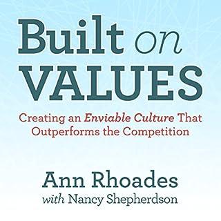 Built on Values cover art