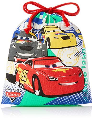 スケーター 子供用 お弁当 巾着袋 マチ付き 20×20cm  カーズ Cars 18 ディズニー KB64C