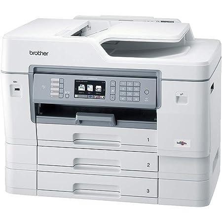 ブラザー プリンター 大容量インク型 A3インクジェット複合機 MFC-J6999CDW (ファーストタンク/FAX/ADF/有線・無線LAN/給紙トレイ3段/両面印刷)