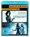 Underworld Evolution/Underworld - Aufstand der Lykaner - Best of Hollywood/2 Movie Collector's Pack [Blu-ray] - Steven Mackintosh