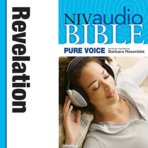 NIV New Testament Audio Bible, Female Voice Only: Revelation audiobook cover art