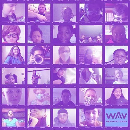 We Amplify Voices