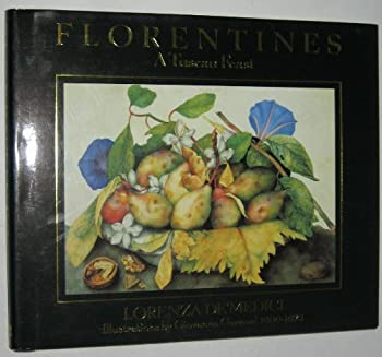 Hardcover Florentines : A Tuscan Feast Book