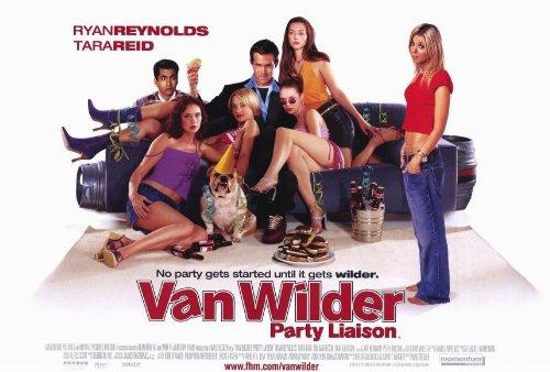27 x 40 National Lampoon's Van Wilder Movie Poster
