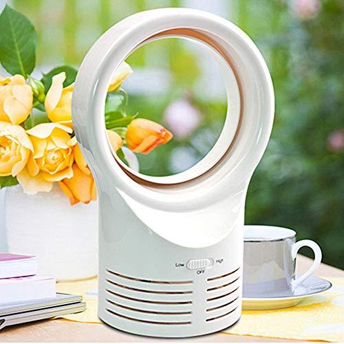 XXRUG Klingenloser Lüfter, Handventilator Turmventilator Klimaanlage Persönliches Bewegliches Kompaktes Super-Quiet Für Wohnheim Zimmer Büro Zu Hause