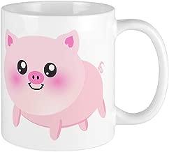 CafePress Cute Pig Mug Unique Coffee Mug, Coffee Cup