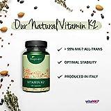 Zoom IMG-2 vitamina k2 mk7 vegavero 200
