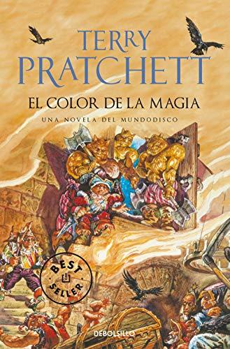 El Color de la Magia, Terry Pratchett