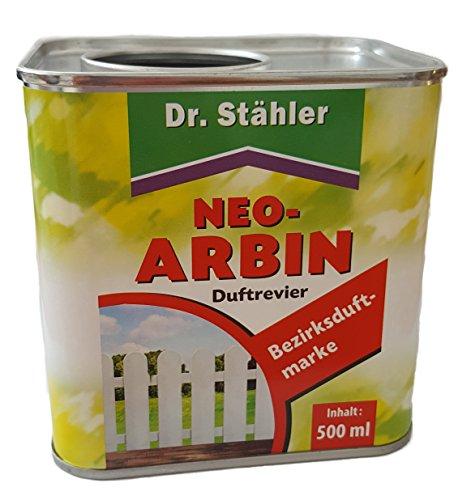 Dr. Stähler 005774 Arbin Wildabweiser, Duftzaun/Bezirksduftmarke gegen Wildtiere, 500 ml für bis zu 30 m²