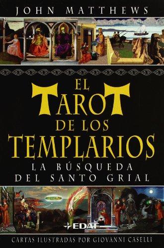 El Tarot de los Templarios: La búsqueda del Santo Grial PDF Books