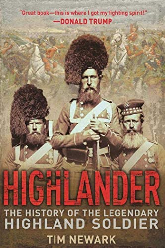 Highlander The History of the Legendary Highland Soldier product image