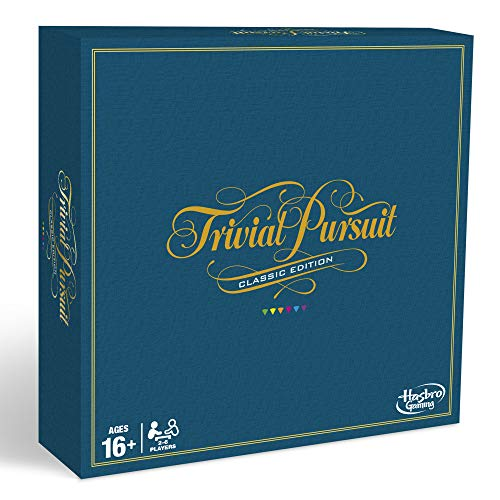 Hasbro Gaming Trivial Pursuit Game: Classic Edition