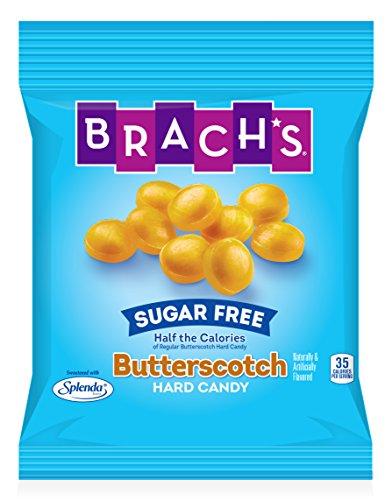 Brach's Sugar Free Butterscotch Hard Candy, 3.5 Ounce, Pack of 12