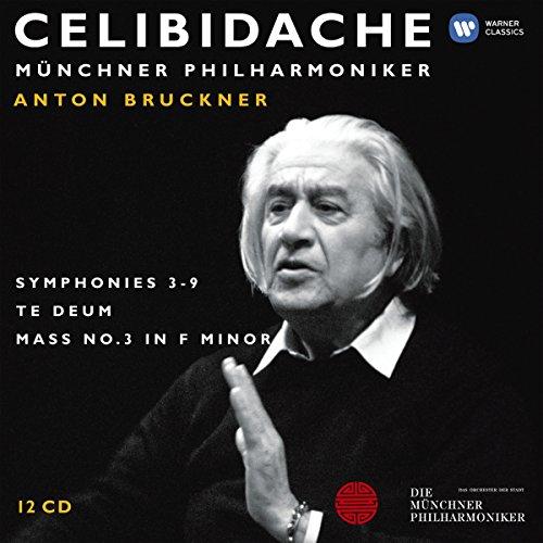 Celibidache 2:Sinfonien/Te Deum
