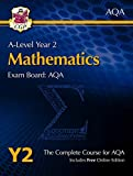 A-Level Maths for AQA: Year 2 Student Book with Online Edition