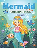 MERMAID COLORING BOOK FOR KIDS: Barbie mermaid coloring pages perfect gift for girls 38 Unique and Beautiful Mermaid Coloring Pages ... Coloring, Dot to ... the Difference and More
