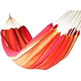 Amaca Relax - Amaca artigianale, colore: Rosso