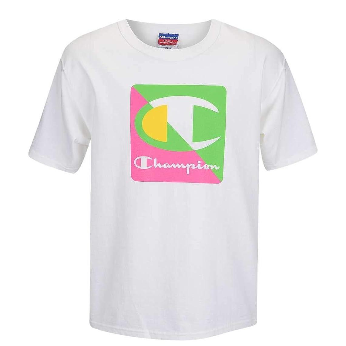 さようなら麻痺スカウト(チャンピオン) Champion メンズ トップス Tシャツ Graphic Short Sleeve T-Shirt [並行輸入品]
