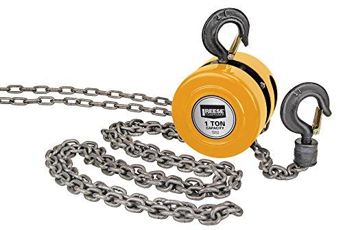 Reese Towpower 7067300 1 Ton Chain Hoist