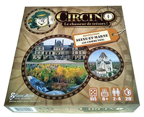 Circino-Le Chasseur de Trésors-Destination Seine-et-Marne, 77