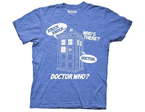 Knock Knock Adult T-Shirt