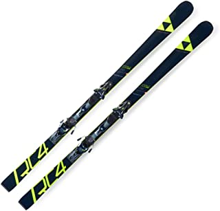 Fischer 2019 RC4 Worldcup GS Junior Curv Boost Skis w/ RC4 Z 11 Bindings