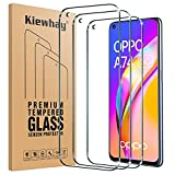 Kiewhay Protector de Pantalla para Realme 8 5G/ Realme 7 5G/ 7/ OPPO A74 5G/ A54 5G/ A53s/ A53/ A52/ A72/ A73 5G Cristal Templado 6,5'', [9H Dureza] [Sin Burbujas] 99.99% HD Vidrio Templado -3 Piezas