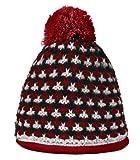 Icepeak Damen Mütze Laina, klassisch rot, ONE, 55812