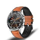 MIBYUZST Reloj inteligente para hombre, frecuencia cardíaca y...