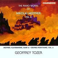 Medtner: Piano Works, Vol. 6 (1999-01-19)