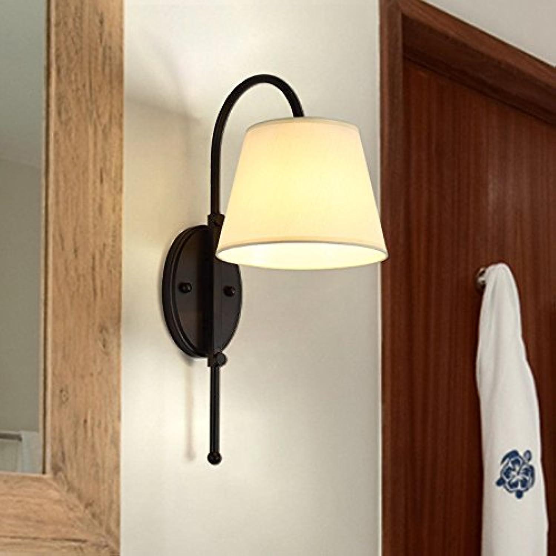 Firsthgus E27 Wandlampe Nachtwandleuchte Schlafzimmer Tv Hintergrund Wand Gang Treppenhaus Hotelzimmer 21  49 Cm