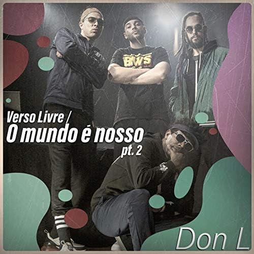 DON L & Rap Box feat. Eddu Ferreira