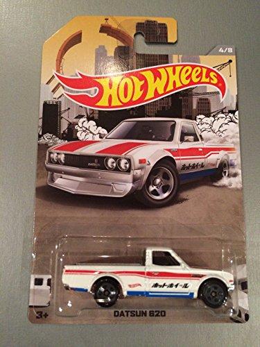 Hot Wheels truck series Datsun 620 4/8 rare 1:64 diecast