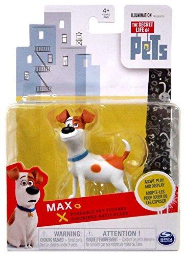 Spin Master 6027220 - Secret Life of Pets Vita da Animali - Personaggio Articolato di MAX
