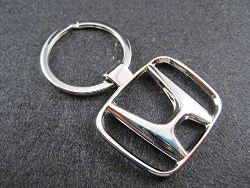 Llavero de metal compatible con Honda lla001-4