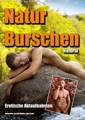 Naturburschen Natural (Wandkalender 2021 DIN A3 hoch)