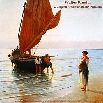 Beethoven: Fur Elise & Moonlight Sonata - Mozart: Turkish March & Sonata Facile - Walter Rinaldi: Piano Concertos, Orchestral and Piano Works - Bach: Toccata and Fugue in D Minor - Pachelbel: Canon in D Major for Organ