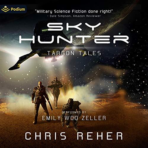 Sky Hunter Audiobook By Chris Reher cover art