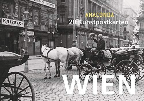 Postkartenbuch Wien