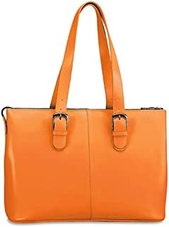 Jack Georges Milano Collection Ladies Madison Aven-Orange