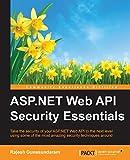 ASP.NET Web API Security Essentials...