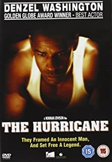 The Hurricane by Denzel Washington
