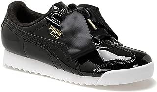 ROMA HEART PATENT WN S Siyah Kadın Sneaker Ayakkabı